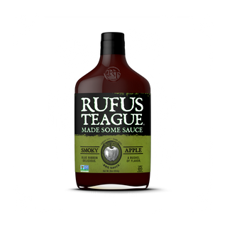 Rufus Teague Smoky Apple BBQ Sauce 454g