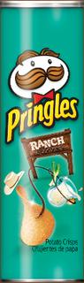 PRINGLES - USA - Ranch Potato Crisps 158g