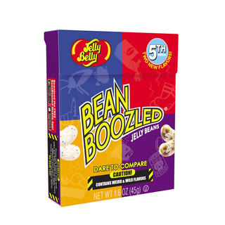 Jelly Belly Bean Boozled Fun Challenge Game 5th Edition 45g