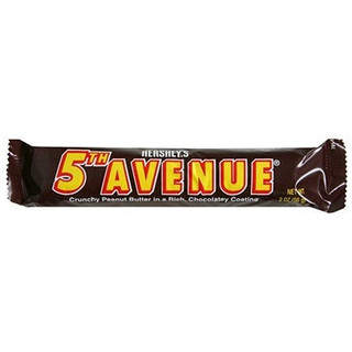 Hershey 5th Avenue Bar 56g