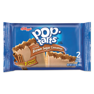 Pop Tarts - Frosted Brown Sugar Cinnamon - 2 Pack Toaster Pastries