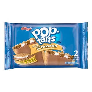 Pop Tarts - Frosted S'mores - 2 Pack Toaster Pastries