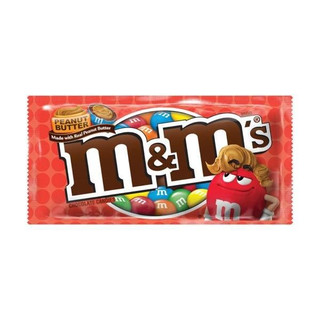 M&M Peanut Butter Bag 46.2g USA