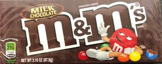 Milk Chocolate M&M's 87.9g - USA Version (GLUTEN FREE)