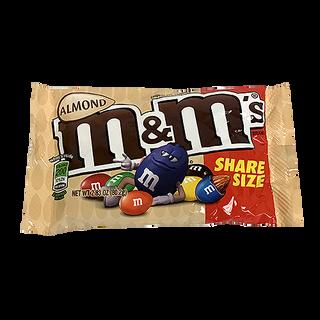 M&M's Almond Share Size (80.2g) - USA