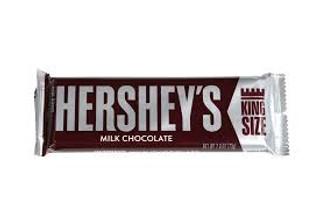 Hershey Milk Chocolate King Size 73g