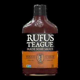 Rufus Teague Touch O Heat Bbq Sauce 454g