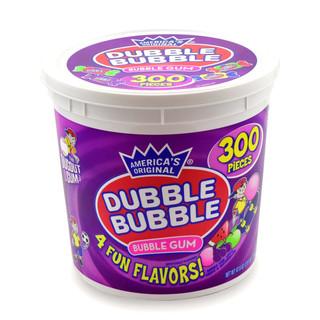 Dubble Bubble 4 Flavours