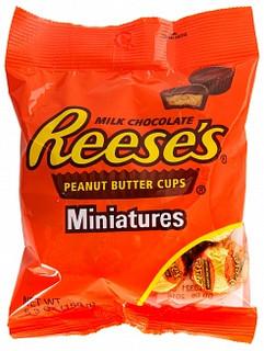 Reeses Miniatures Cups Bag 150g