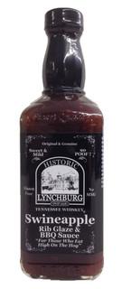 Lynchburg Swineapple Rib Glaze & BBQ Sauce 454g