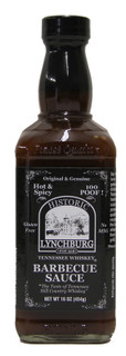 Lynchburg Tennessee Whiskey Barbecue Sauce 454g