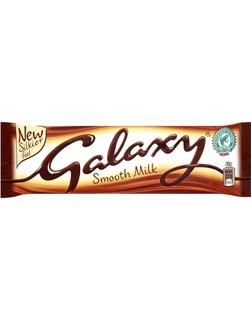 Galaxy Smooth Milk Chocolate Bar 42g - UK
