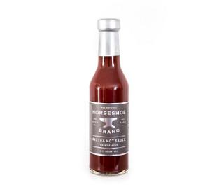Horseshoe Brand XXXTRA Hot Sauce - Ghost Pepper 237ml
