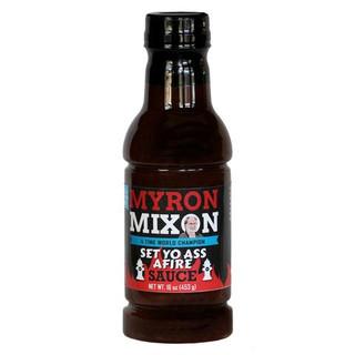 Myron Mixon Set Yo Ass AFire