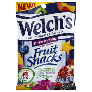 Welchs Fruit Mix - Superfruit - 142g