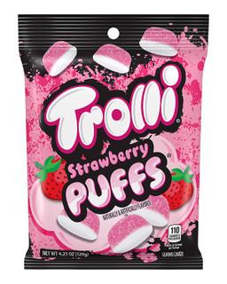 Trolli Strawberry Puffs 120g USA