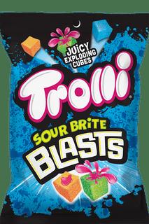 Trolli Sour Brite Blasts 120g USA