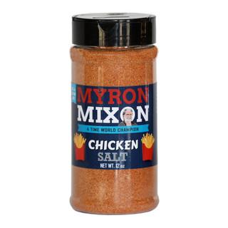 Myron Mixon Chicken Salt