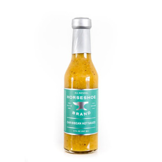 Horseshoe Caribbean Hot Sauce - 237ml