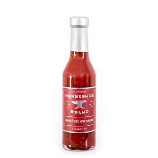 Horseshoe Habanero Hot Sauce - 237ml