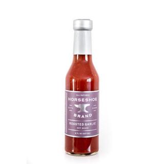 Horseshoe Roasted Garlic Hot Sauce - 237ml