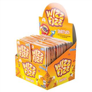 Wizz Fizz Sherbet Pack 12.5g