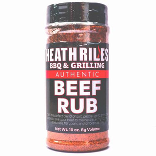 Heath Riles Beef Rub 16oz