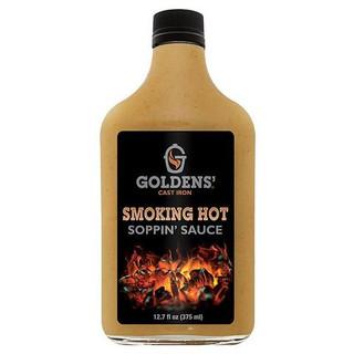 Goldens Smoking Hot Soppin' Sauce 375ml