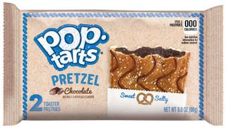 Pop Tarts Pretzel Chocolate - Sweet and Salty 2pk 96g