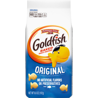 Goldfish Original Crackers 187g