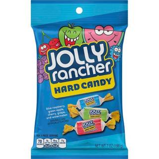 Jolly Rancher Hard Candy Bag Original - 198g