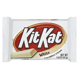 Kit Kat White Chocolate 42g bar USA