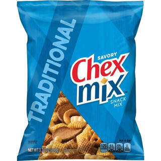 Chex Mix Traditional Savory Snack Mix 106g