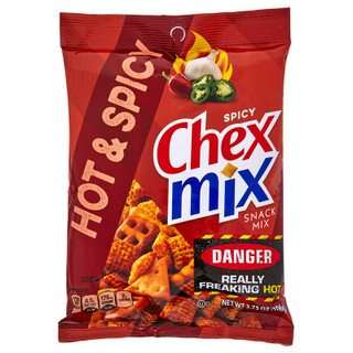 Chex Mix Hot & Spicy Savory Snack Mix 106g