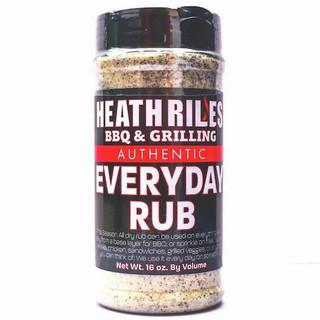 Heath Riles Everyday Rub 16oz