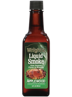 Wrights Liquid Smoke - Applewood Concentrated Seasoning 103ml