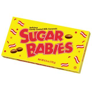 Sugar Babies Candy Coated milk caramels 170g
