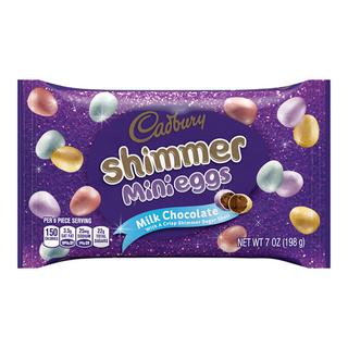 Cadbury USA Shimmer Eggs 198g