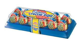 Cadbury USA Mini Creme Eggs 12pk 107g