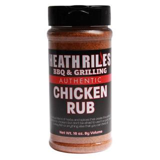 Heath Riles Chicken Rub 16oz