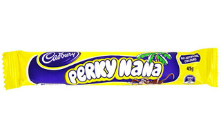Cadbury Perky Nana Bar 45g