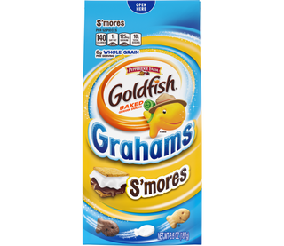 Goldfish Grahams S'mores Crackers 187g