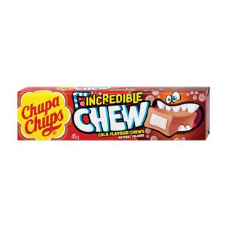 Chupa Chups Incredible Chew 45g - Cola