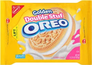 OREO GOLDEN DOUBLE STUF USA 432G