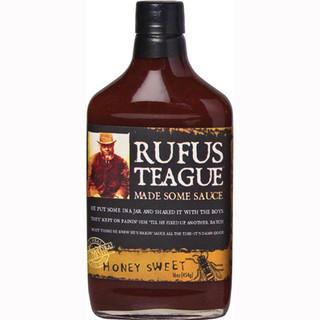 Rufus Teague Honey Sweet BBQ Sauce 454g