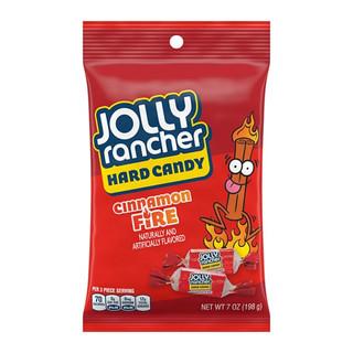 Jolly Rancher Hard Candy Bag Cinnamon Fire - 198g