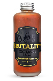 Culleys Brutality 13/10 Hot Sauce 150ml