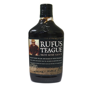 Rufus Teague Whisky Maple BBQ Sauce 454g