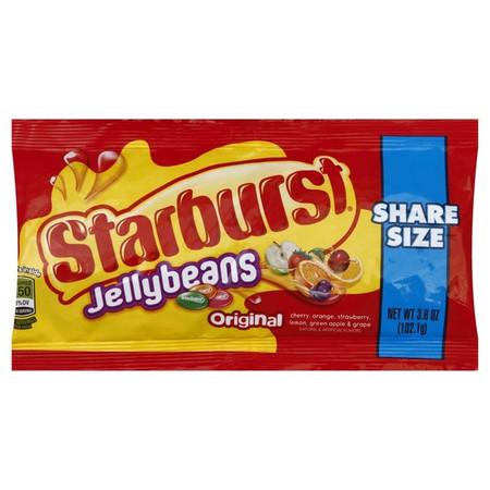 Excellent Starburst Usa Jelly Beans Original Flavors 102 1G Machost Co Dining Chair Design Ideas Machostcouk