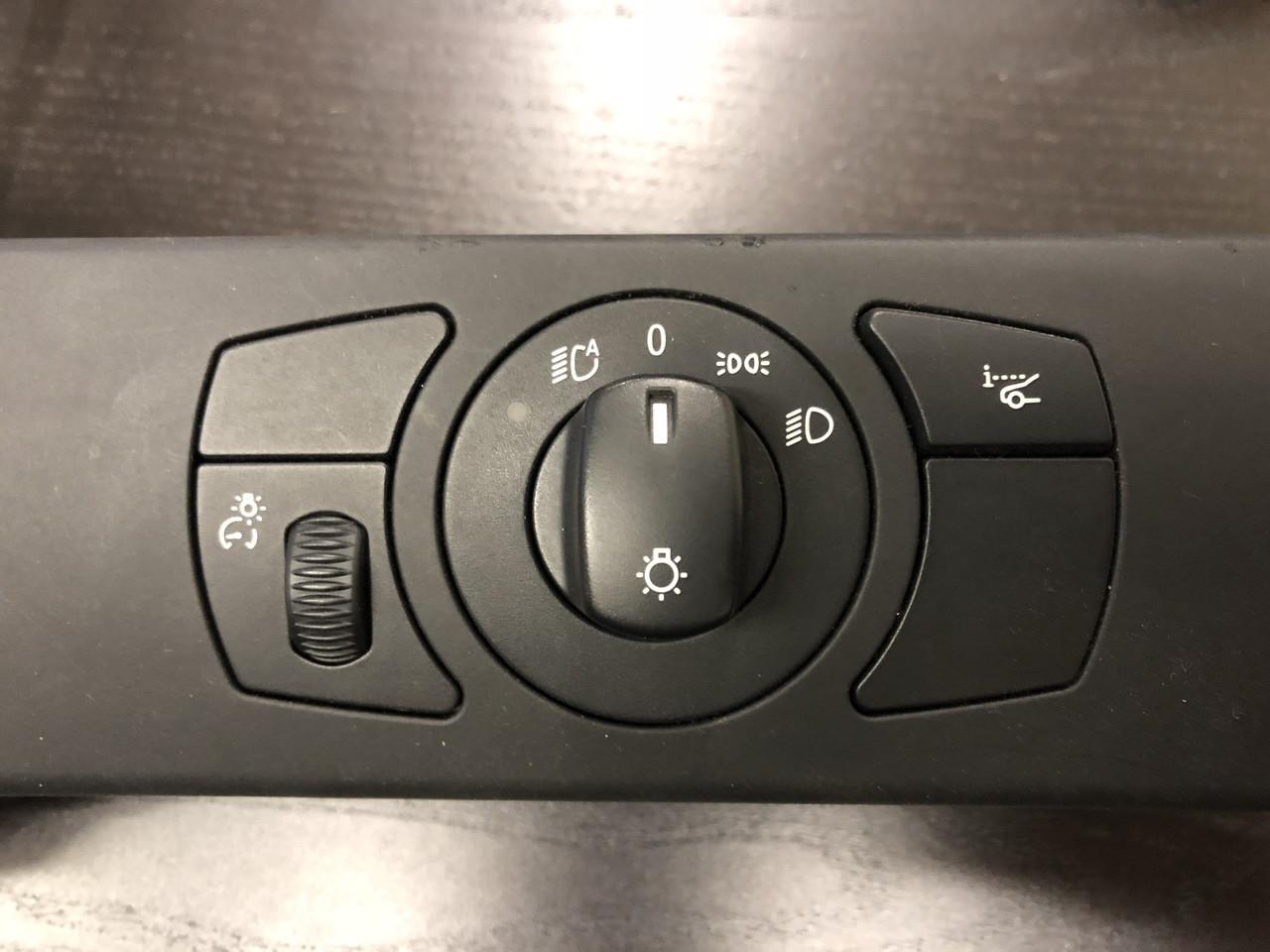 E60 5 Series M5 headlight switch